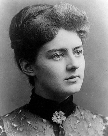 Frances Folsom Cleveland - Wife of Grover Cleveland