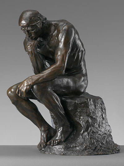The Thinker (1902)