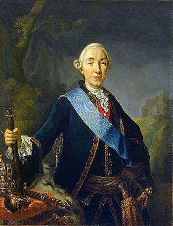 Emperor Peter III of Russia