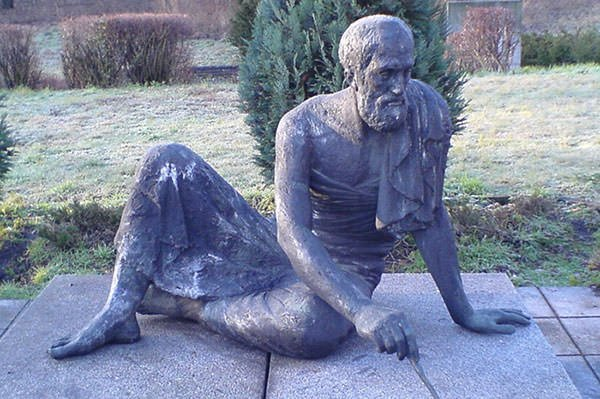 Statue of Archimedes