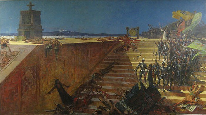 Last Days of Tenochtitlan