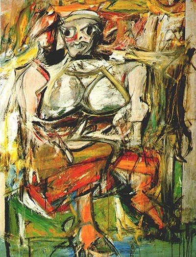 Woman I (1952)