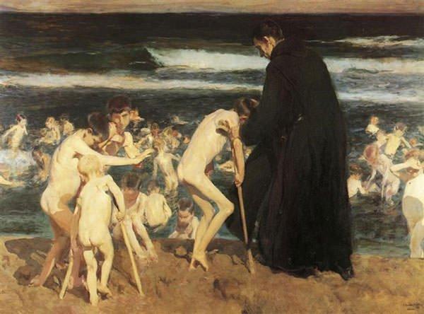 Sad Inheritance (1899)