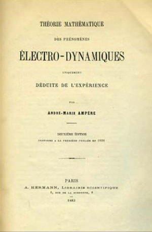 Memoir on the Mathematical Theory of Electrodynamic Phenomena