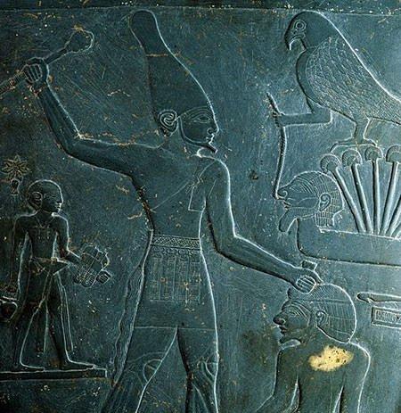 First Pharaoh - Narmer