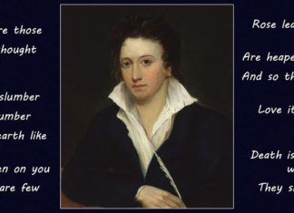Percy Bysshe Shelley Famous Poems Featured