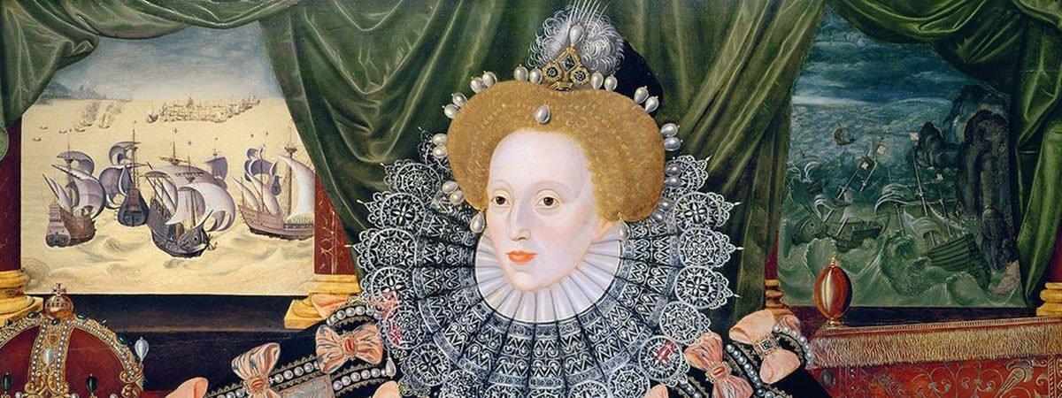 dronning england