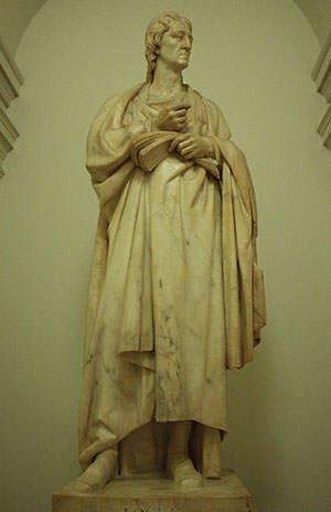 Statue of John Locke