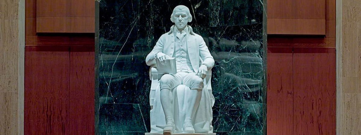James Madison Facts Featured
