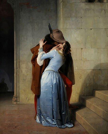 The Kiss (1859)