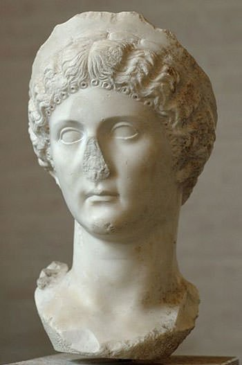 Bust of Julia Drusilla - Caligula's sister
