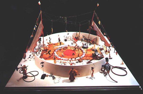 Calder's Circus (1931)