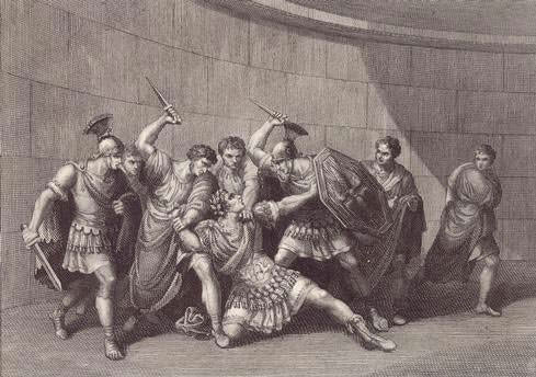 Assassination of Caligula
