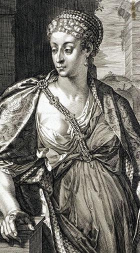 Milonia Caesonia - Fourth wife of Caligula