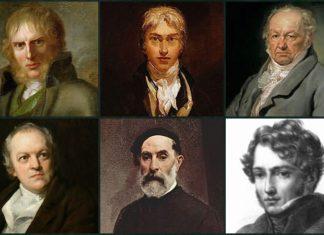 Famous Romanticism Painters Featured