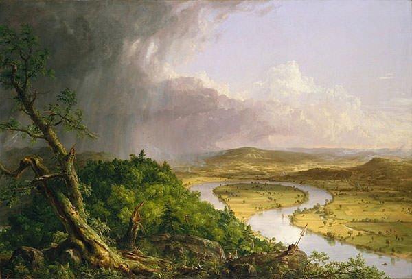 The Oxbow (1836)