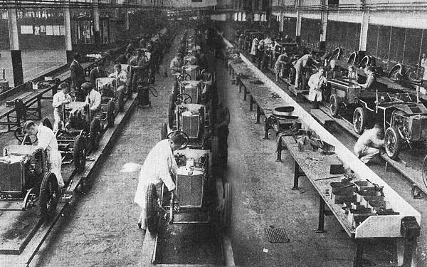 The Modern Assembly Line