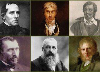 Famous Landscape Artists Featured