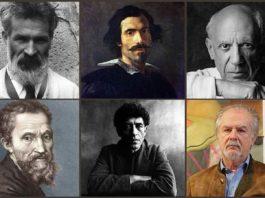 Famous Sculptors Featured