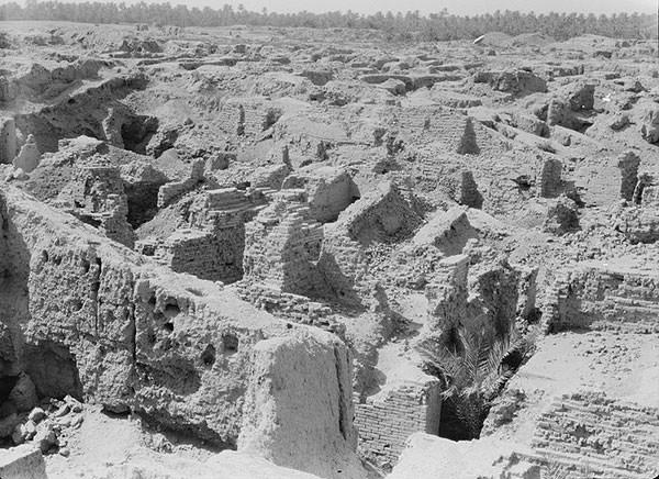 Babylon in 1932