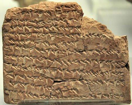 Babylonian Almanac