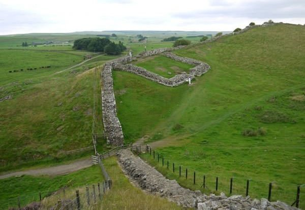 Hadrian's Wall Milecastle