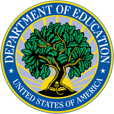 U.S. Department of Education Seal