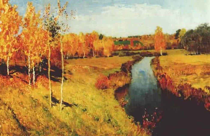 Golden Autumn (1895)