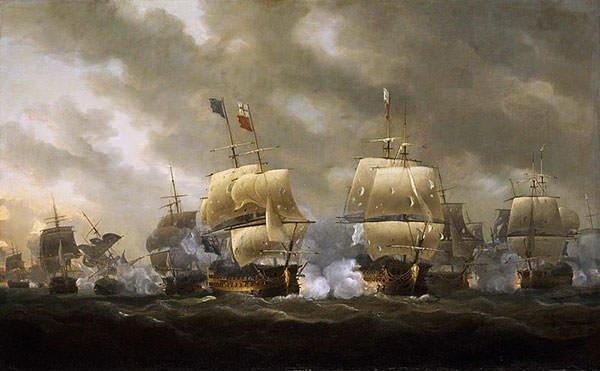 Battle of Quiberon Bay
