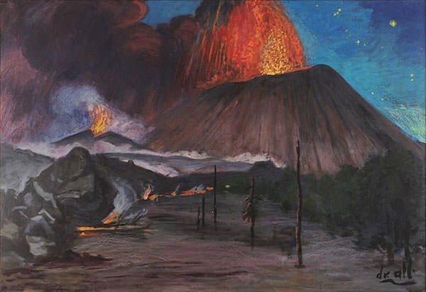 Climatic Eruption (1960)