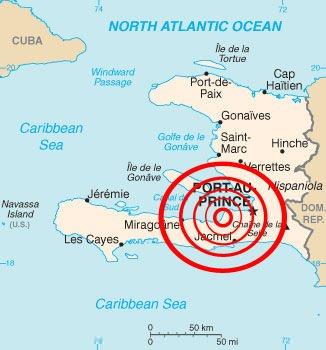 2010 Haiti Earthquake Epicenter