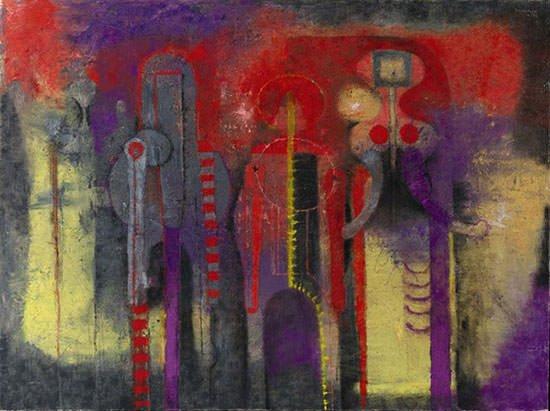 Tres Personajes (1970)