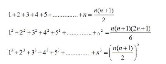 Formula by Aryabhata