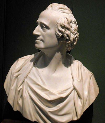 Adam Smith bust