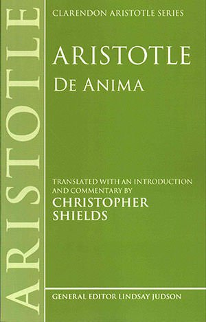 De Anima by Aristotle