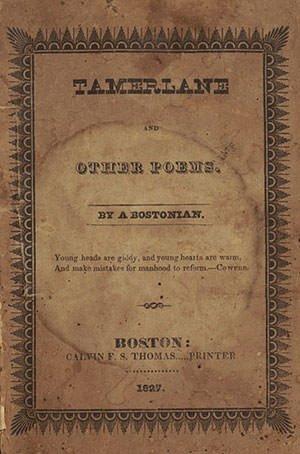 Tamerlane and Other Poems - Edgar Allan Poe