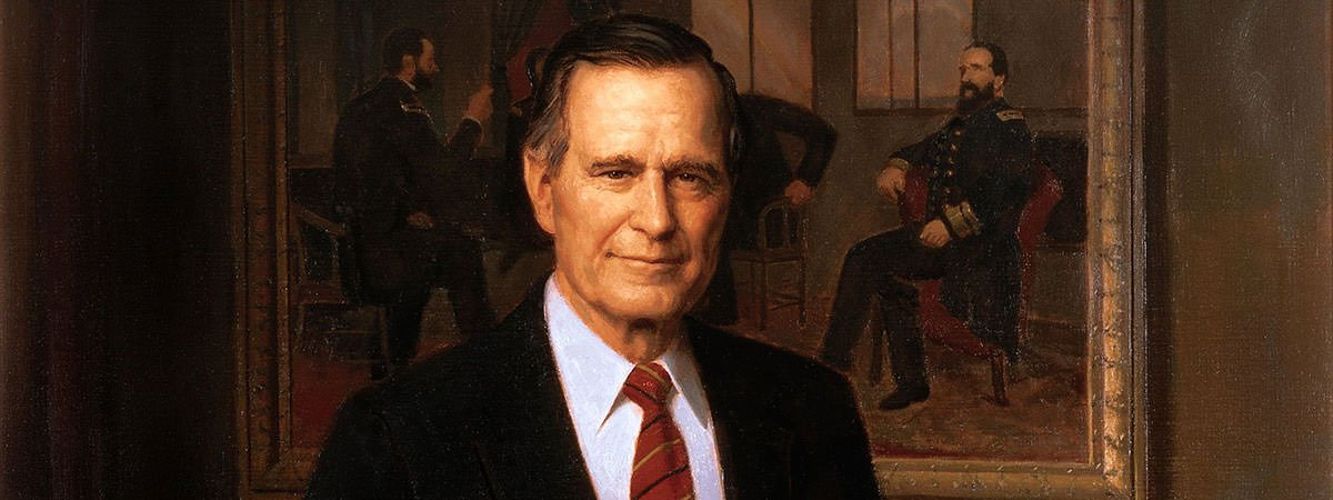 George H W Bush Accomplishments Featured