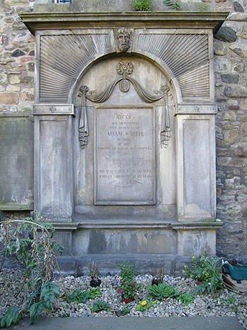 Adam Smith grave