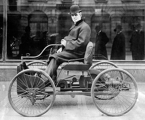 The Ford Quadricycle