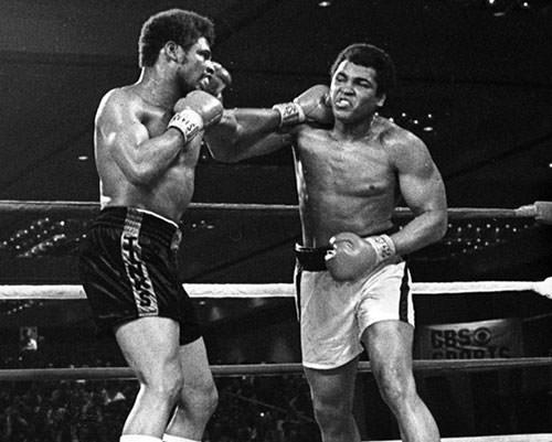 Leon Spinks Vs Muhammad Ali