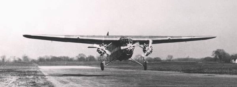 Ford 4-AT-A Trimotor