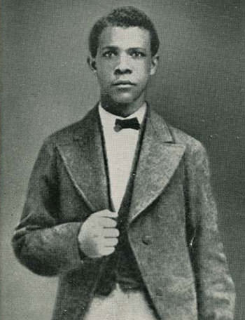 Booker T Washington young