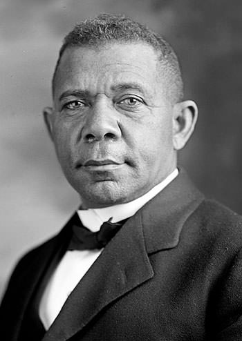 Booker T Washington in 1905