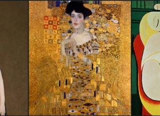 Famous Paintings of Women Featured