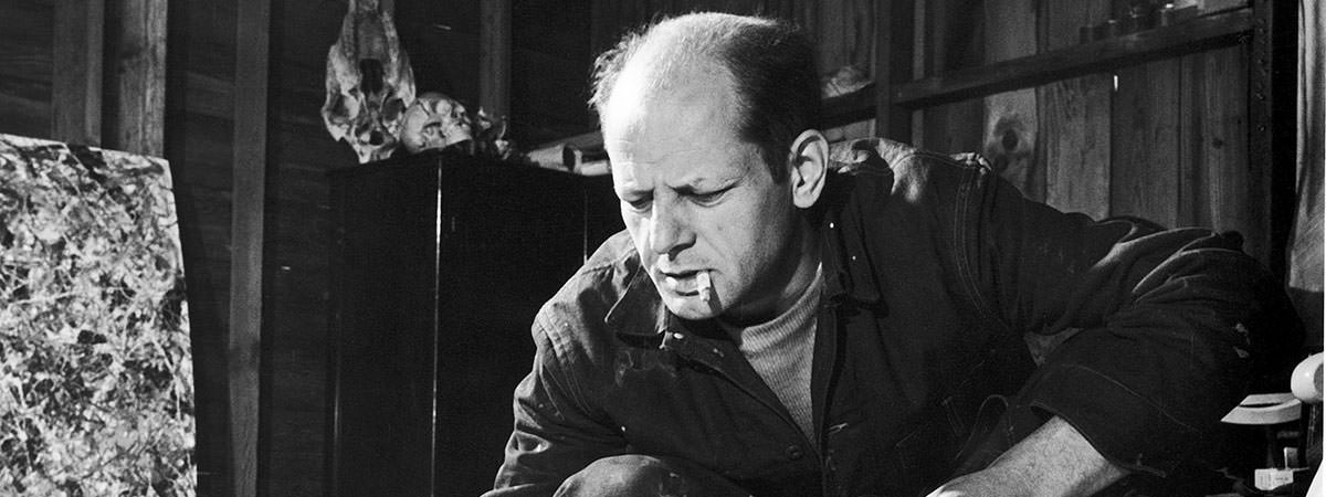 Jackson Pollock Biography Featured