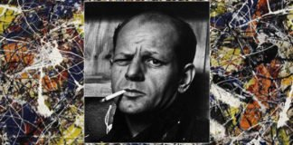 Jackson Pollock Facts Featured