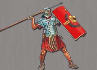 Roman Soldier Facts Featured