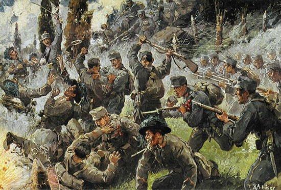 The Battle of Doberdo
