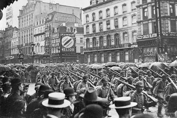 Invasion of Belgium