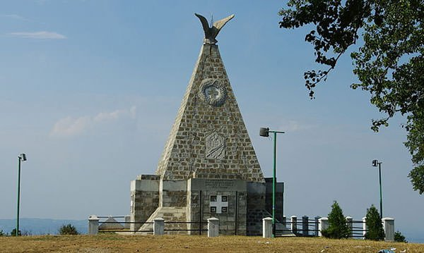 Battle of Drina Monument
